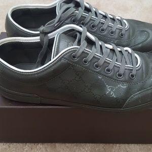 Gucci Men Sneakers size 8.5